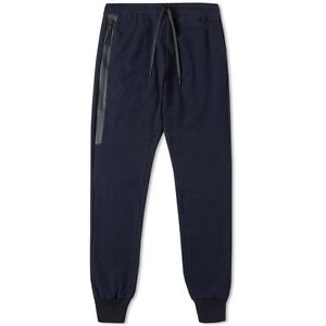 NIKELAB NIKE TECH WOOL PANTS MADE IN ITALY 815737 425 OBSIDIAN (MENS SMALL) $250