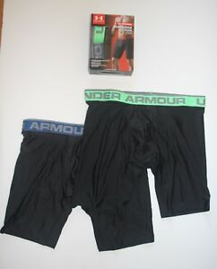 3 Pair Under Armour Men's BoxerJock  M L XL XXL  XXXL  9