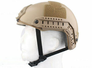 US Tactical Lightweight Ops-Core Fast Base Jump BJ type Military Helmet Bike