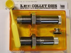 LEE Collet Die Set 308 Winchester 7.62x51 Nato New in Box #90718