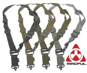 Magpul MS4 DUAL QD Multi Mission Two Point Sling MAG518 Black Coyote Gray Green $59.95