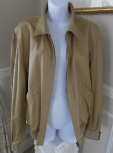 BALLY Couture Designer Reversible Deer Leather Jacket VTG style RICKY NEW 42