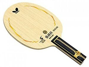 NEW Butterfly Table Tennis Racket Zhangjike SUPER ZLC FL 286 g From JapanF S $499.00