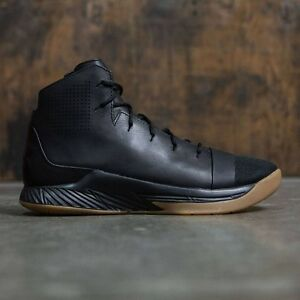 Under Armour Primo Mid Sneakers Men's Mid Top Premium Shoes LEATHER UPPER