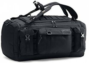 Under Armour Men's CORDURA Range Duffle Black (001) One Size