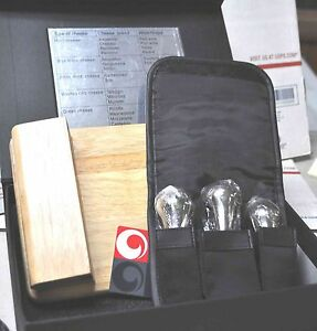 Cheese Cutting Board Gift Set by Leeds