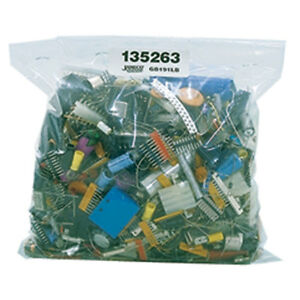 3-Pound Miscellaneous Electronic Component Grab Bag