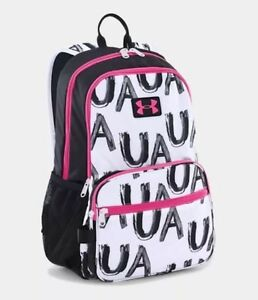 NEW Under Armour Backpack Girls Youth Great Escape SAME DAY SHIPPING $45