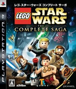 (Used) PS3 LEGO Star Wars: The Complete Saga [Import Japan]((Free Shipping))