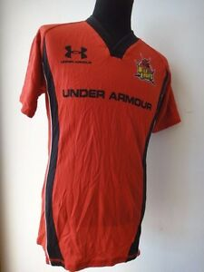 VTG UNDER ARMOUR SANYO WILD KNIGHTS JAPAN RUGBY UNION TOP LEAGUE JERSEY SHIRT XL