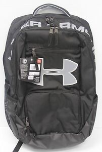 UNDER ARMOUR UA RELENTLESS STORM 1 LAPTOP BACKPACK BLACK  GREY NWT