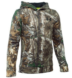 Under Armour Youth Icon Camo Hood ( 1286119 )