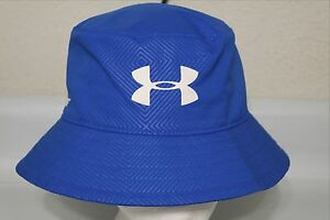 UNDER ARMOUR UA GOLF BOYS BUCKET HAT ULTRA BLUEWHITE 1273729 907