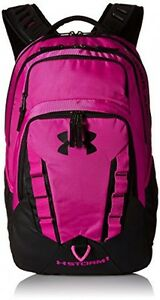 Sport Pink Under Armour Storm Recruit Backpack Outdoor Travel School Unisex Bag