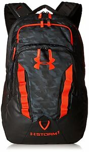 Under Armour Storm Recruit Backpack Black 006 One Size...