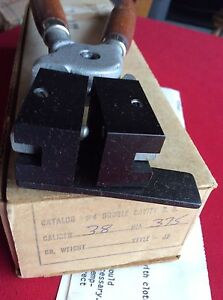 Bullet Double Mould 38 cal DIA 375 Round Ball Cavity 38-375-j2