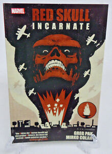 Red Skull Incarnate Collects 1 2 3 4 5 Marvel Comics TPB Trade Paperback NEW