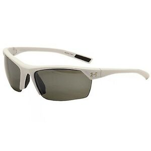 Under Armour Zone 2.0 Sunglasses Satin WhiteGray