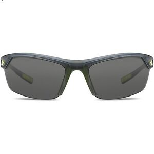 Under Armour Zone 2.0 Sunglasses Satin CrystalGray