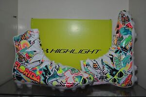 Under Armour Highlight MC Limited Edition FLORIDA Football Cleats NIB