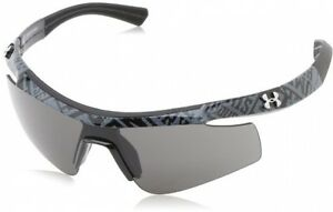 Under Armour Dynamo Youth Shiny Black SMS Pattern (Exterior) Frame With Black