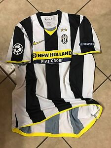 Italy Juventus Player Issue Del piero (Era) Jersey  Nike Shirt  Football Maglia