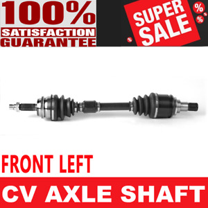 FRONT LEFT CV Axle Drive Shaft For TOYOTA CAMRY 02-06 SOLARA 04-08 L4 2.4L
