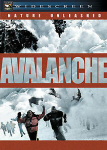 Nature Unleashed: Avalanche DVD Andrew Lee Potts Mark Roper: