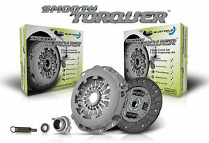 Blusteele Clutch Kit for Volkswagen Transporter T4 4WD 2.5 Ltr TDI 81997-72004