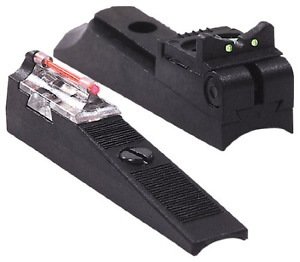 Traditions Performance Firearms Muzzleloader Fiber Optic Sights - In-Line Round