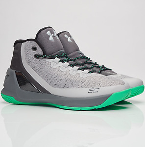 Under Armour Curry 3 Men's Basketball Lifestyle Shoes VERY RARE