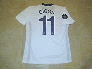 Giggs Manchester United Man Jersey Shirt Match Un Worn Player Issue