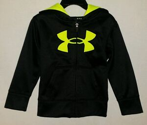 Toddler Under Armour Full Zip Hoodie Size 3T