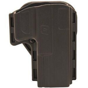 Uncle Mikes Competition Reflex Holster Size 21 Black Right Hand