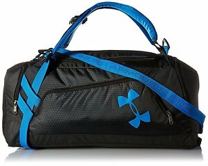 Under Armour Storm Undeniable Backpack Duffle Medium Black One Size Gym Bag Men