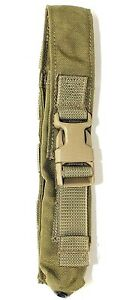 Eagle Industries Tan Buckle Pop Flare Pouch  DEVGRU MLCS DGLCS