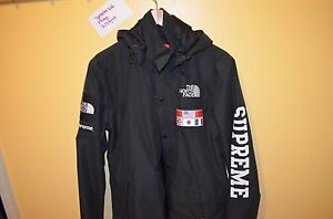 Supreme x North Face Expedition Coaches Jacket SS 2014