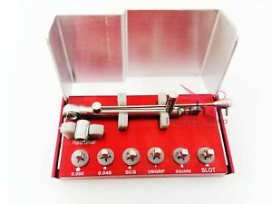 New Dental Implant Torque Wrench & Universal Adapter Kit