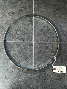 #4831 1pc Fender Concert Tone 54 Banjo Head Tension Chrome Ring Set 11