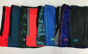 Mens Under Armour Loose Fit Heat Gear Shorts