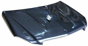 GENUINE CARBON fiber hood bonnet FOR MERCEDES C CLASS W204 Limousine 11-13