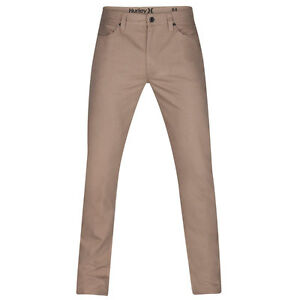 MENS HURLEY DRI-FIT WORKER PANTS MPT0000680 Size_30