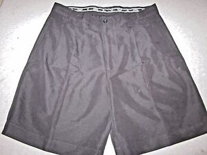 Father's Day CALLAWAY GOLF Men's Shorts 34 Pleated 4-pocket