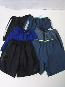6 X Nike Dri Fit Running Shorts size M Authentic
