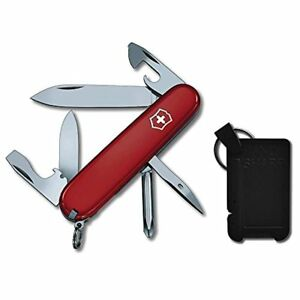 Victorinox 59112 Tinker Swiss Army Knife and Sharpener Set $22.99