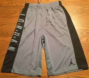 Nike Air Jordan Boys Shorts Dri Fit Basketball JUMPMAN Style 952503-U42 ~ XL