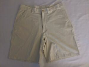 Lot of 3 Under Armour Men's Size 3638 Golf Shorts Casual Cool Pants Chinos