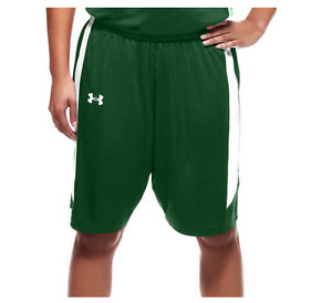 Under Armour Womens  Next Level Basketball Shorts  Greenwhite