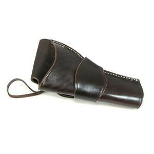 Left Hand Rooster Cogburn Leather Holster