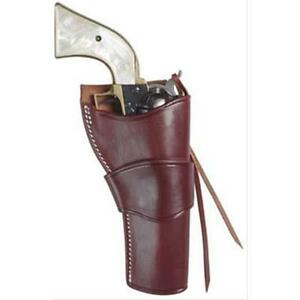 Rooster Cogburn Leather Holster